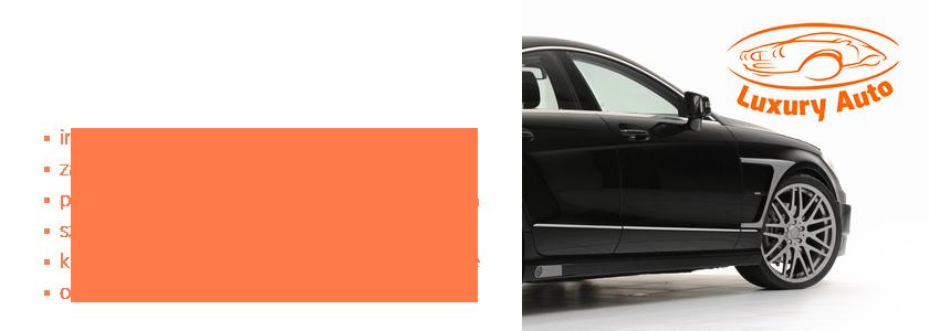 banner luxury auto